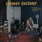 Click here for more info about 'Creedence Clearwater Revival - Cosmo's Factory - 1st - Front Laminated Sleeve'