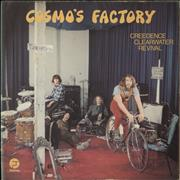 Click here for more info about 'Creedence Clearwater Revival - Cosmo's Factory - EX'