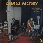 Click here for more info about 'Creedence Clearwater Revival - Cosmo's Factory - Laminated - EX'