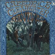 Click here for more info about 'Creedence Clearwater Revival - Creedence Clearwater Revival - 2nd - VG'