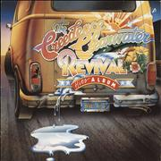 Creedence Clearwater Revival Hits Album Germany vinyl LP