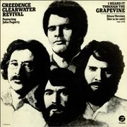 Click here for more info about 'Creedence Clearwater Revival - I Heard It Through The The Grapevine'