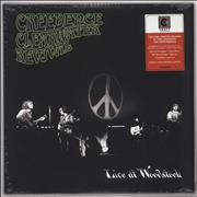 Click here for more info about 'Creedence Clearwater Revival - Live At Woodstock - Sealed'