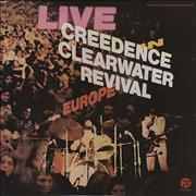 Click here for more info about 'Creedence Clearwater Revival - Live In Europe'