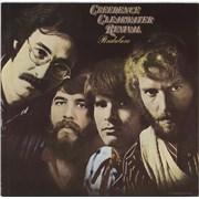 Creedence Clearwater Revival Pendulum Germany vinyl LP