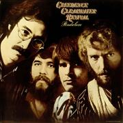 Click here for more info about 'Creedence Clearwater Revival - Pendulum - EX'