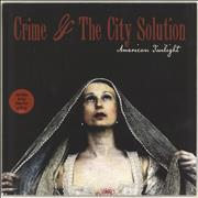 Click here for more info about 'Crime & The City Solution  - American Twilight'