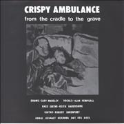 Click here for more info about 'Crispy Ambulance - From The Cradle To The Grave - Matt Slv'