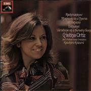 Click here for more info about 'Cristina Ortiz - Rhapsody On A Theme Of Paganini - Quad'