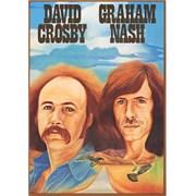 Click here for more info about 'David Crosby & Graham Nash - David Crosby David Nash'
