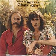 Click here for more info about 'David Crosby & Graham Nash - Wind On The Water - Sealed'