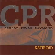 Click here for more info about 'Crosby Pevar Raymond - Katie Did'