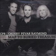 Click here for more info about 'Crosby Pevar Raymond - Map To Buried Treasure'