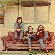 Click here for more info about 'Crosby, Stills & Nash - Crosby, Stills & Nash - 1st + Insert - VG'