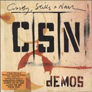 Click here for more info about 'Crosby Stills & Nash - Demos'
