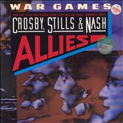 Click here for more info about 'Crosby, Stills & Nash - War Games - Test Pressing'