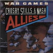 Click here for more info about 'Crosby Stills & Nash - War Games'