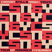 Click here for more info about 'Crosby, Stills, Nash & Young - 2000 Tour Itinerary'