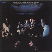 Click here for more info about 'Crosby, Stills, Nash & Young - 4 Way Street + insert'