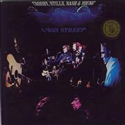 Click here for more info about 'Crosby Stills Nash & Young - 4 Way Street - 1st - EX'