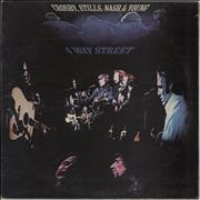 Click here for more info about 'Crosby, Stills, Nash & Young - 4 Way Street - 1st - VG'