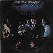 Click here for more info about 'Crosby, Stills, Nash & Young - 4 Way Street - EX + lyric insert'