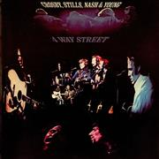 Click here for more info about 'Crosby, Stills, Nash & Young - 4 Way Street - Green & Orange'
