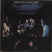 Click here for more info about 'Crosby, Stills, Nash & Young - 4 Way Street - VG'