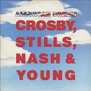 Click here for more info about 'Crosby, Stills, Nash & Young - American Dream'