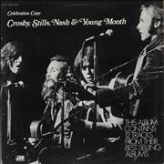 Click here for more info about 'Crosby, Stills, Nash & Young - Celebration Copy'