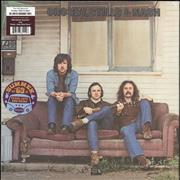 Click here for more info about 'Crosby, Stills, Nash & Young - Crosby, Stills & Nash - 140gm Burgundy Vinyl - Sealed'