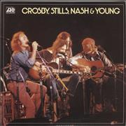 Click here for more info about 'Crosby Stills Nash & Young - Crosby, Stills, Nash & Young'
