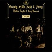 Click here for more info about 'Crosby, Stills, Nash & Young - Déjà Vu - 80s'