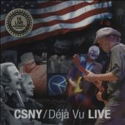 Click here for more info about 'Crosby Stills Nash & Young - Déjà Vu Live'