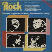 Click here for more info about 'Crosby, Stills, Nash & Young - Let It Rock - February 1973'