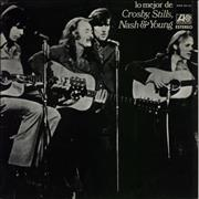 Click here for more info about 'Crosby, Stills, Nash & Young - Lo Mejor De Crosby, Stills, Nash & Young'