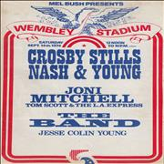 Click here for more info about 'Crosby, Stills, Nash & Young - Wembley Stadium 1974'