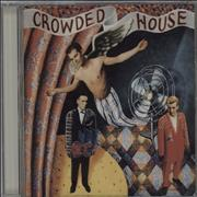 Crowded House Crowded House UK CD album