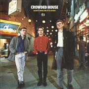 "Crowded House Don't Dream It's Over UK 7"" vinyl"