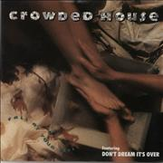 "Crowded House Fall At Your Feet UK 7"" vinyl"