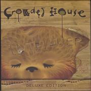 Crowded House Intriguer - Sealed Deluxe Edition Australia 2-CD album set