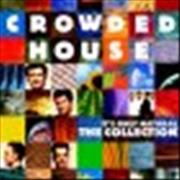 Crowded House It's Only Natural UK CD album