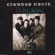 Click here for more info about 'Crowded House - It's Only Natural'