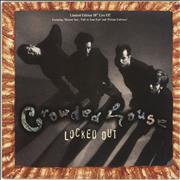 Click here for more info about 'Crowded House - Locked Out - Live EP'