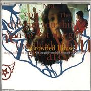 Click here for more info about 'Crowded House - Not The Girl You Think You Are - Parts 1 & 2'