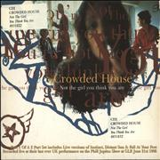Click here for more info about 'Crowded House - Not The Girl You Think You Are - Pt 1 & 2'