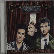 Crowded House Temple Of Low Men UK CD album