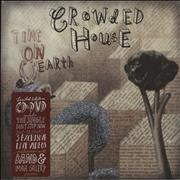 Click here for more info about 'Crowded House - Time On Earth'