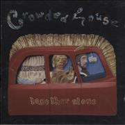 Crowded House Together Alone Netherlands CD album