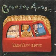 Crowded House Together Alone Germany CD album